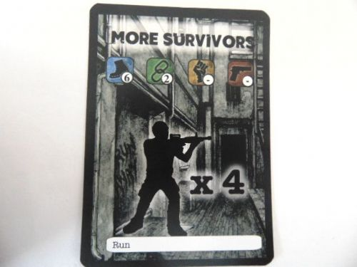 project z character card (survivor b)